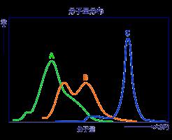 コラーゲンの分子量