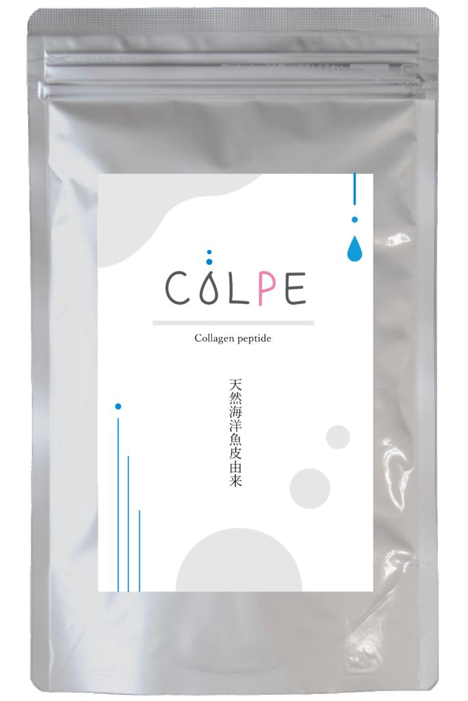 COLPE【天然海洋魚皮由来】マリンコラーゲンペプチド